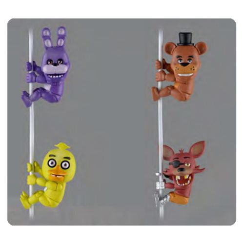 Five Nights at Freddy's 2-Inch Scalers Mini-Figure Case