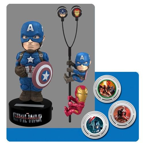 Captain America: Civil War Marvel Gift Set