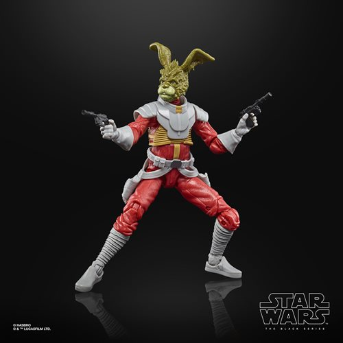 Star Wars The Black Series Jaxxon 6-Inch Action Figure