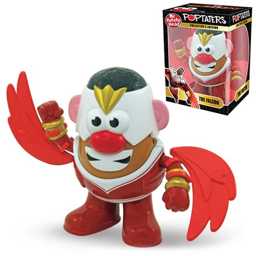 Marvel Falcon Poptaters Mr. Potato Head