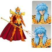 Saint Seiya Poseidon Julian Solo Bandai Saint Cloth Myth EX Action Figure