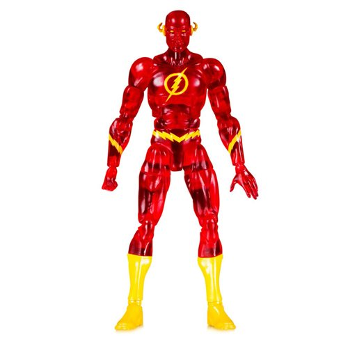 DC Essentials Flash Speed Force Action Figure
