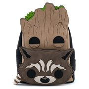 Marvel Groot and Rocket Pop! by Loungefly Backpack