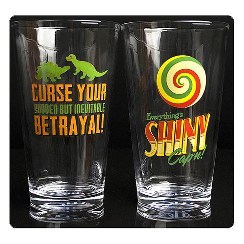 Firefly Pint Glass Series 2 2-Pack