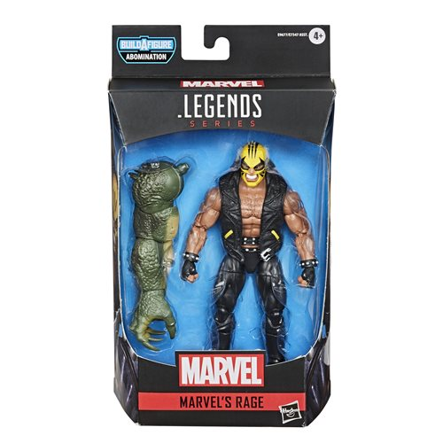 Avengers Video Game Marvel Legends 6-Inch Rage Action Figure