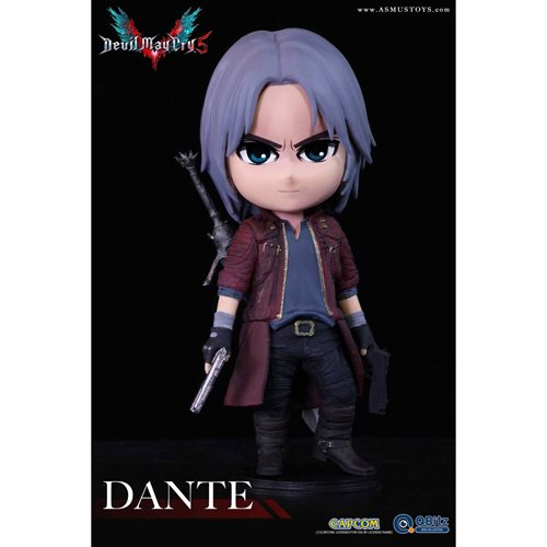 Devil May Cry 5 Qbitz Dante Mini-Figure