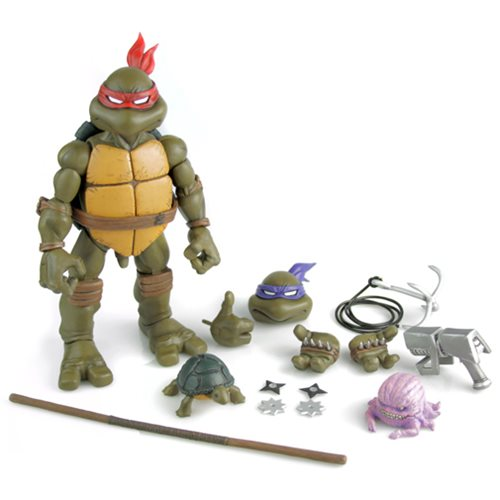 Teenage Mutant Ninja Turtles Donatello 1:6 Scale Collectible Action Figure