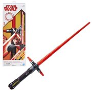 Star Wars Kylo Ren Force Action Electronic Lightsaber