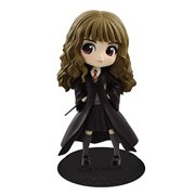 Harry Potter Hermione Granger with Wand Q Posket Statue