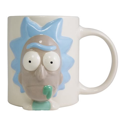 Rick and Morty Rick Mug