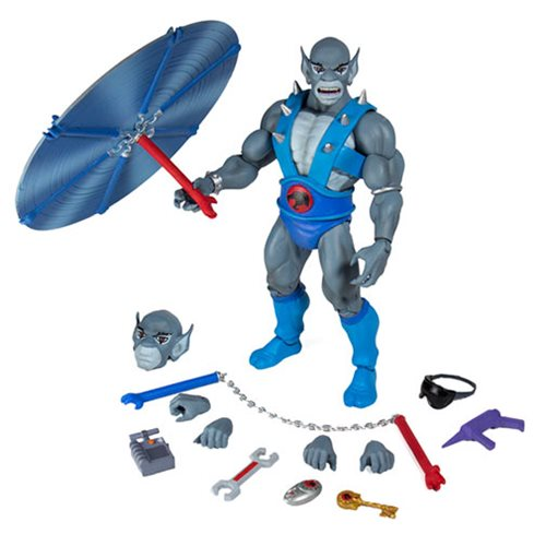 ThunderCats Ultimates Panthro 7-Inch Action Figure