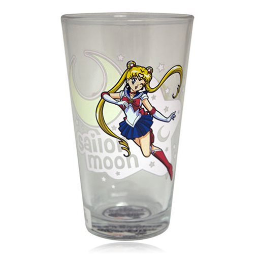 Sailor Moon Color Changing Pint Glass