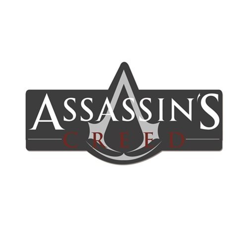 Assassin's Creed Logo Magnet