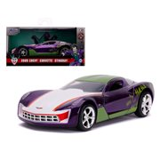 Joker 2009 Corvette Stingray Concept 1:32 Scale Die-Cast Metal Vehicle