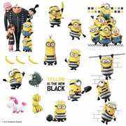 Despicable Me 3 Peel and Stick Wall Decals
