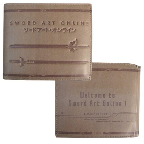 Sword Art Online Swords Wallet