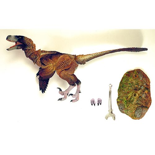 Beasts of Mesozoic Raptor Series Zhenyuanlong Blue 1:6 Action Figure