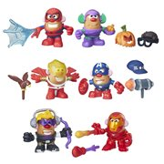 Marvel Mr. Potato Head Mashups Wave 2 Case