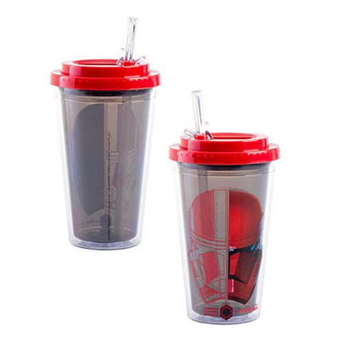 Star Wars: The Rise of Skywalker 16 oz. Flip Straw Acrylic Cup