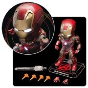 Avengers: Age of Ultron Battle-Damage Iron Man Mark 43 Egg Attack Action Figure - Previews Exclusive