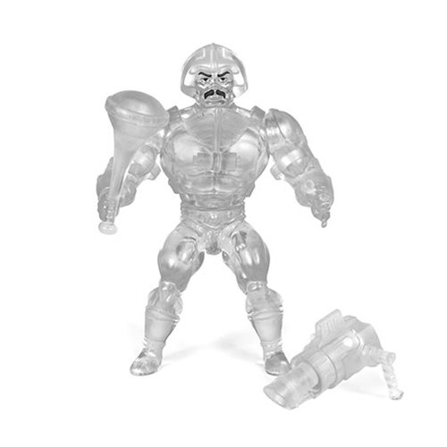 Masters of the Universe Vintage Crystal Man-At-Arms 5 1/2-Inch Action Figure