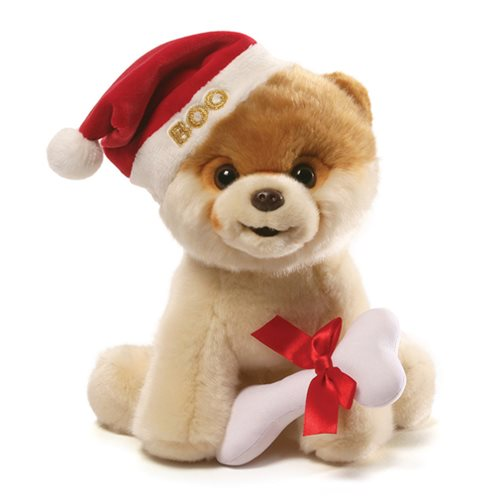 Itty Bitty Boo Christmas Boo Plush