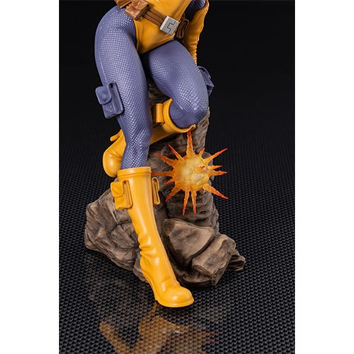 JOE A real american hero Kotobukiya G.I Scarlett Bishoujo Statue