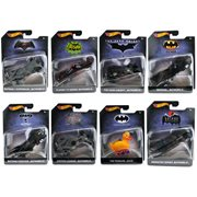 Hot Wheels Batman 1:50 Scale Vehicle 2018 Wave 1 Case