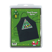 Elf Food Groups Apron