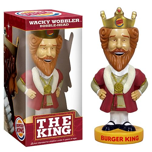 Burger King Bobble Head