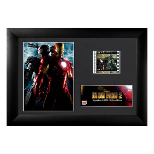 Iron Man 2 Series 6 Mini Film Cell