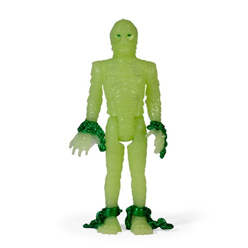 Universal Monsters Revenge of the Creature Glow in the Dark ReAction Figure - NYCC 2019 Exclusive