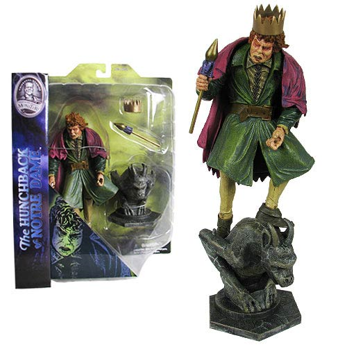 Universal Monsters Select Hunchback of Notre Dame Figure
