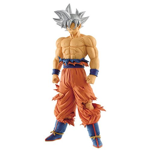 Dragon Ball Super Son Goku Version 3 Grandista Resolution of Soldiers Statue