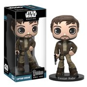 Star Wars Rogue One Captain Cassian Andor Bobble Head