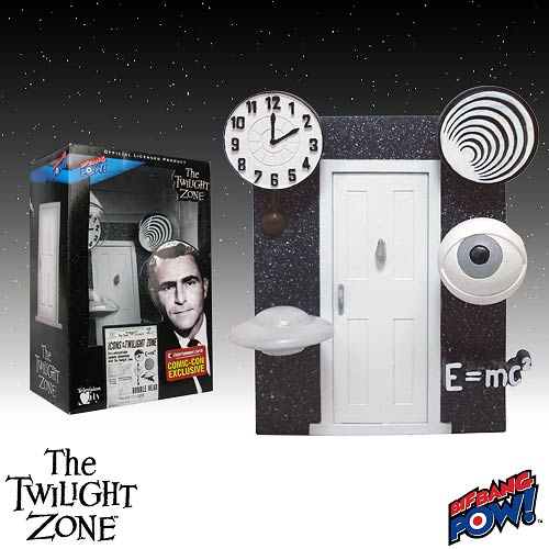 Icons of The Twilight Zone Bobble Head Revisited