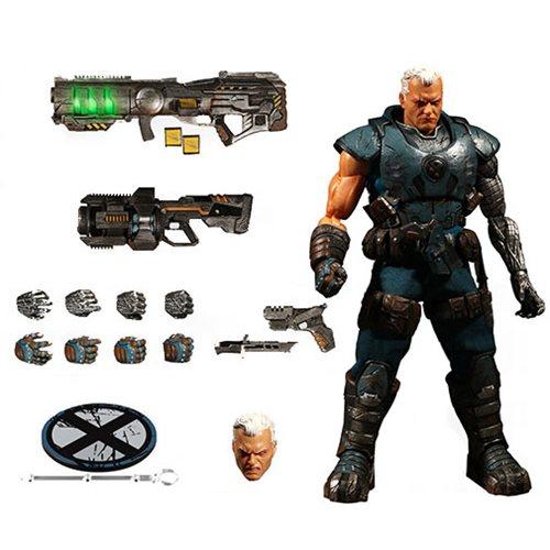 Картинки по запросу One:12 Collective Figures - Marvel - Cable