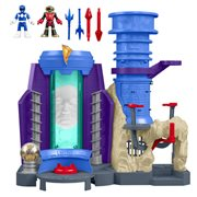 Mighty Morphin Power Rangers Imaginext Command Center Playset