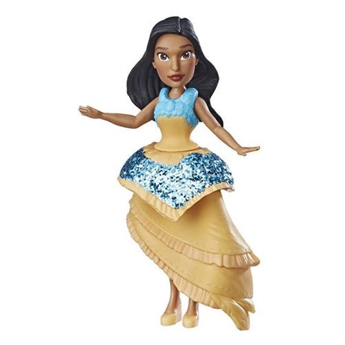 Disney Princess Pocahontas Doll with Royal Clips Fashion One-Clip Skirt