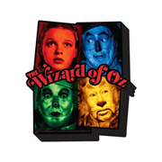 Wizard of Oz Squares Funky Chunky Magnet