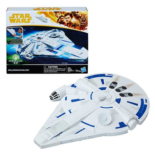 Star Wars Solo Force Link 2.0 Millennium Falcon Vehicle