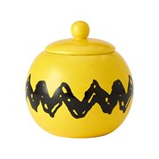 Peanuts Zigzag Cookie Jar, Not Mint