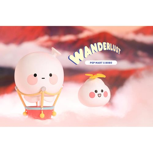 Bobo and Coco Wanderlust Blind Box Vinyl Figure