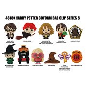 Harry Potter Series 5 Figural Key Chain Display Case