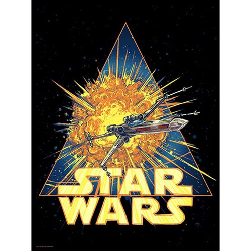 Star Wars Just Like Back Home by Barry Blankenship Lithograph Art Print