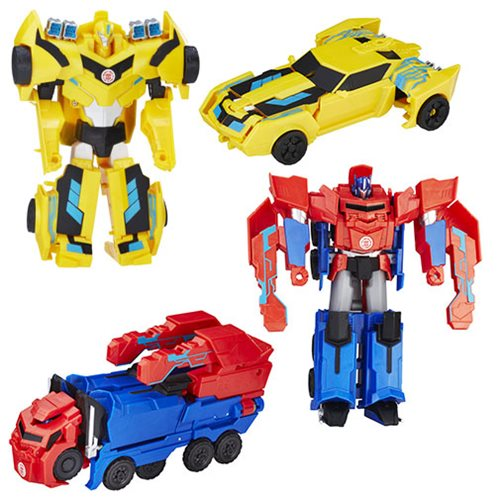 Transformers Robots in Disguise Hyper Change Heroes Wave 12