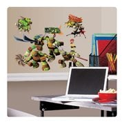 Teenage Mutant Ninja Turtles Peel and Stick Giant Wall Decals