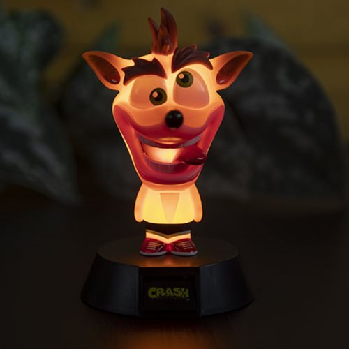 Crash Bandicoot Icon Light