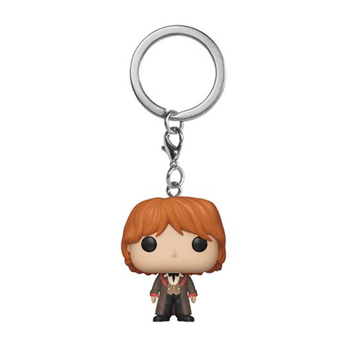 Harry Potter Ron Pocket Pop! Key Chain