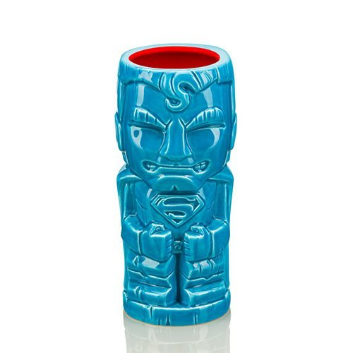 Superman 16 oz. Geeki Tikis Mug